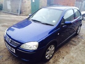 L@@K VAUXHALL CORSA 1.2 SXI LOW MILEAGE * *VERY WELL MAINTAINED