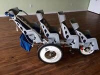 Roundabout quad Stroller for sale