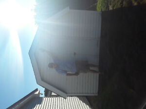 HELP WANTED - MOVER NEEDED FOR 12 X 10 SHED