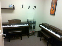 Private HRM music school offering Music Lessons ages 5+