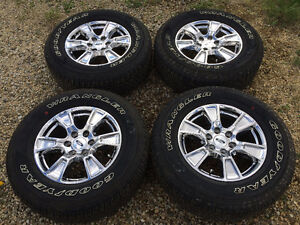 2015 Ford Factory Rims & Tires – BRAND NEW / NO MILES!!!