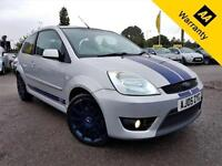 2005 FORD FIESTA 2.0 ST 148 BHP! P/X WELCOME! TOUCH RADIO/BLUETOOTH STEREO! FSH!