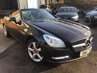 2012 Mercedes-Benz SLK 1.8 SLK200 BlueEFFICIENCY Edition 125 7G-Tronic Plus
