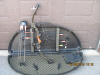 Bow and hunting accessories