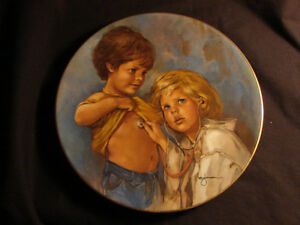 "Future Physician ""Leaders of Tomorrow"" 1980 Gorham Fine China"