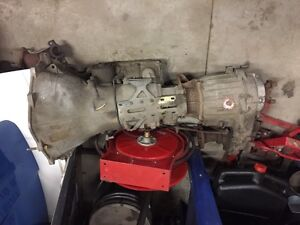 700r Transmisson with 241 transfer case and sye