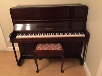 Moore & Moore Upright Piano