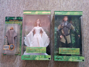 Lord of the Rings Barbie and Ken doll (Galadriel & Legolas)