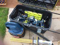 Ryobi one 18V Drill kit