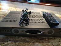 Shaw (Motorola) HD cable box.