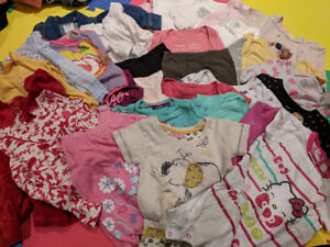 30 pieces Vêtements pour fille 12-18 mois - Clothes for girls