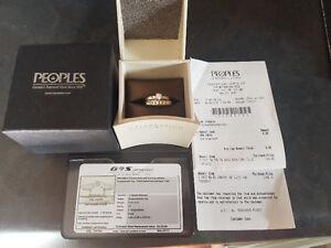 Engagement ring & wedding band size 9.5
