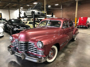 For Sale 1946 Cadillac Fleetwood
