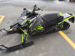 NEW 2017 ARCTIC CAT XF 9000 HIGH COUNTRY