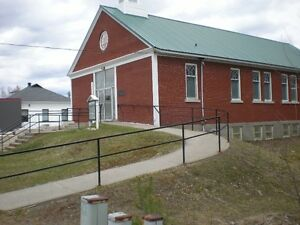 Former Trinity United Church building - Garson  On