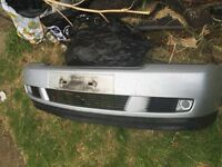 Vauxhall vectra front bumper