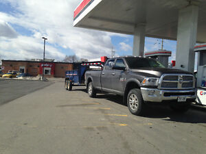 Looking for clients that needs flat bed hauling services Kitchener / Waterloo Kitchener Area image 2