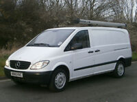 2010(60) Mercedes-Benz Vito LWB, 2.2 CDI 110bhp LONG, FINANCE AVAILABLE