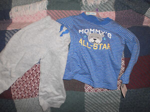 NEW w/ tag  boys 2pc outfit size 12m London Ontario image 1