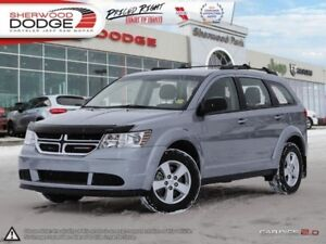2017 Dodge Journey Canada Value Package  |