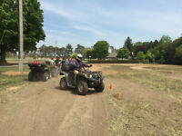The Casi ATV RiderCourse June 13/2015 Exeter - Ontario