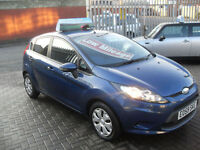 Ford Fiesta 1.6TDCi 2009MY Econetic, FREE ROAD TAX !