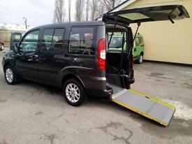 2008 Fiat Doblo Dynamic Wheelchair Disabled Accessible Vehicle