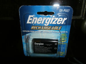 Energizer ER-P507 Rechargeable Battery