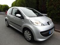 Peugeot 107 1.0 Urban Automatic Low Miles 31k Low Tax £20 Long Mot FSH 2 Keys