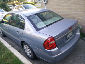 2007 MALIBU AS-IS $2500.UNCERTIFIED