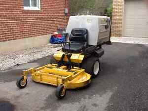 Walker Commercial Lawn Mower