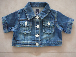 "Veste en denim ""GAP"" (taille4)"