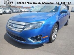2011 Ford Fusion SEL AWD  NAV | HEATED SEATS | SUNROOF