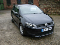 2012 Volkswagen Polo 1.2 ( 60ps ) ( a/c ) S