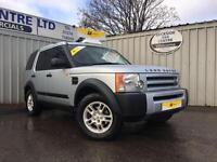 Land Rover Discovery 3 2.7TD V6 ( 7st ) auto 2006MY 4X4