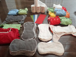 Little (Lil') Helper Cloth Diaper Starter Kit