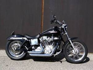 2005 HARLEY-DAVIDSON DYNA SUPERGLIDE Cannington Canning Area Preview