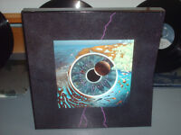 Pulse by Pink Floyd   (4 LP boxed set)