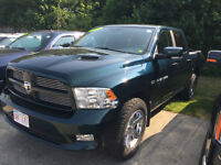 2011 Dodge Power Ram 1500 sport crew cab 4x4 5.7L Pickup Truck