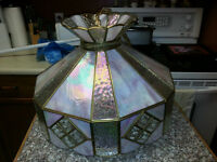 TIFFANY CEILING LIGHT FIXTURE