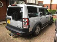 Land Rover Discovery 3 2.7TD V6 2006MY SE (2006) 7 seater FSH