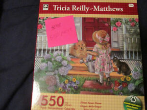 PUZZLES  WITH PRICE  ON  EACH  BOX
