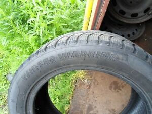235 55 18 set of four winters tires ( set of four )