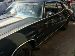'70 Chevelle Malibu
