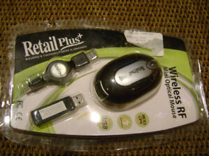 TRAVEL WIRELESS MOUSE