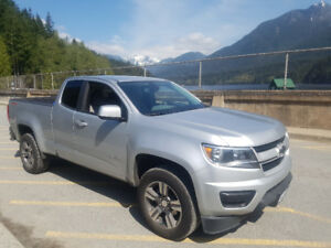 2017 Chevy Colorado Lease takeover $265 bi-weekly