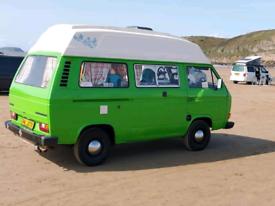 Vw T25 / T3 - 1981 Aircooled 2l petrol Campervan