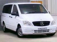 Mercedes Vito 113 CDI DUALINER