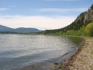 20 Acres waterfront Salmon Arm BC/ Sunnybrae/Shuswap Lake offers