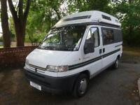 1997 Auto Sleeper Symbol 4 Berth Camper Van For Sale Ref 15221